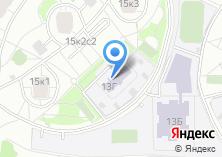 Компания «Детский сад №2673» на карте