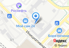 Компания «Dark-avto» на карте