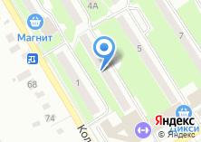 Компания «Fitmarket.ru» на карте