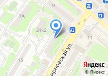 Компания «СитиГрадъ» на карте