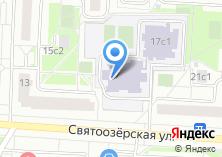 Компания «Центр образования №1495» на карте