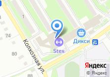 Компания «РоссТур - Туристическое агенство» на карте