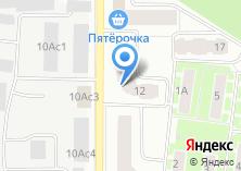 Компания «Строящийся жилой дом по ул. Заводская (г. Ивантеевка)» на карте