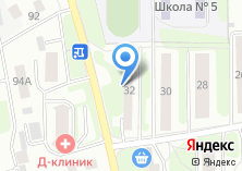 Компания «Прокуратура г. Лыткарино» на карте