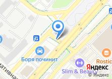 Компания «Детский автогородок» на карте