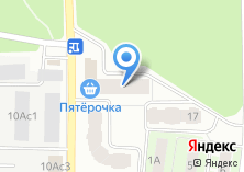 Компания «Бюро переводостудия переводъ» на карте