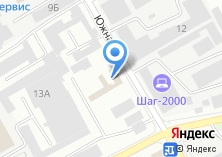 Компания «МотограД» на карте