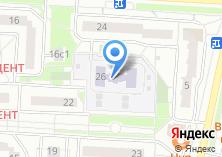 Компания «Детский сад №2525» на карте