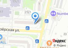 Компания «Сарм» на карте