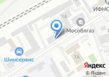 Компания «Люберецкий аварийно-диспетчерский участок» на карте