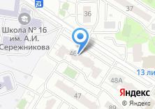 Компания «Натальи В» на карте