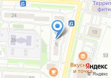 Компания «Любимец» на карте