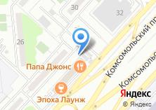 Компания «Центр прессы» на карте