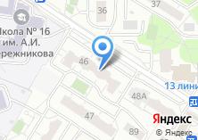Компания «Косметички» на карте