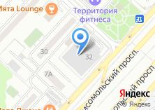 Компания «Гаражно-строительный кооператив №42» на карте