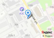 Компания «АЗС Нефтехим» на карте