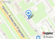 Компания «Вита-Центр» на карте