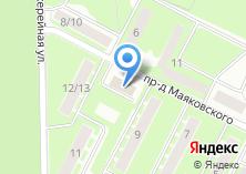Компания «Алло Подмосковье» на карте