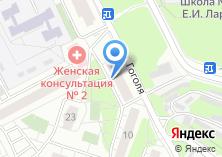 Компания «В Люберцах» на карте