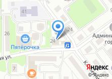 Компания «Салан XXI» на карте