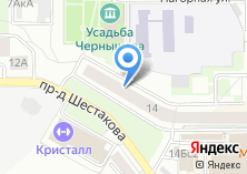 Компания «Нотариус Кузнецова Т.Н» на карте