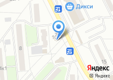 Компания «Продукты 24 часа» на карте