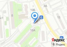 Компания «Магазин колбасных изделий» на карте