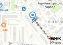 Компания «Нотариус Левшина В.М» на карте