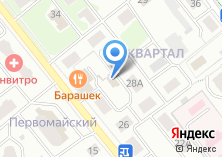 Компания «Декор» на карте