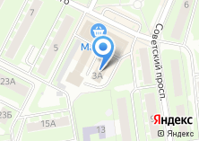 Компания «Пульс Ивантеевки» на карте