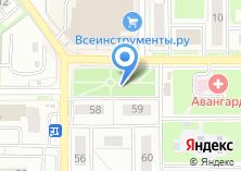 Компания «СпецДвери» на карте