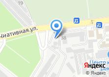 Компания «Авторелит» на карте