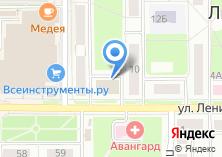 Компания «Сантош» на карте