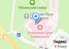 Компания «Центр магнитно-резонансной томографии» на карте