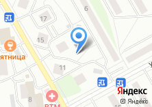 Компания «Люберецкая теплосеть» на карте