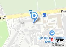Компания «СВИПА» на карте