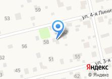 Компания «Уютный пансионат» на карте