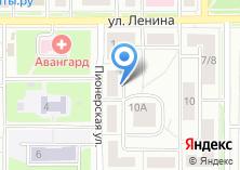 Компания «Зубр-Л» на карте