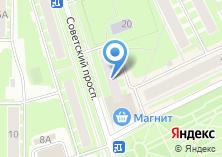 Компания «Многопрофильный магазин» на карте