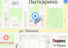 Компания «ЗУМ» на карте