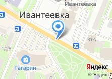 Компания «Ивантеевская городская похоронная служба» на карте