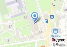 Компания «Церковная лавка Смоленского храма» на карте