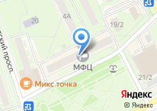 Компания «Градоустроитель» на карте