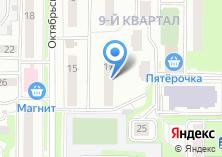 Компания «ВетПрофи» на карте