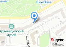 Компания «Ивантеевские Кабельные Сети» на карте