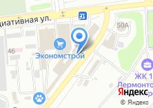 Компания «Болт» на карте