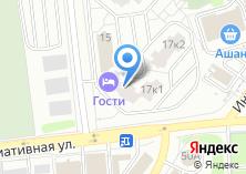 Компания «УЛЬЯНОВСКИЕ КУХНИ» на карте