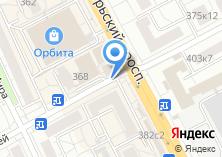 Компания «Березка-1» на карте
