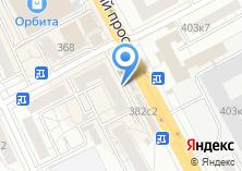 Компания «Астер» на карте