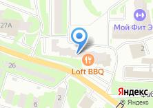 Компания «Ив-Тур» на карте